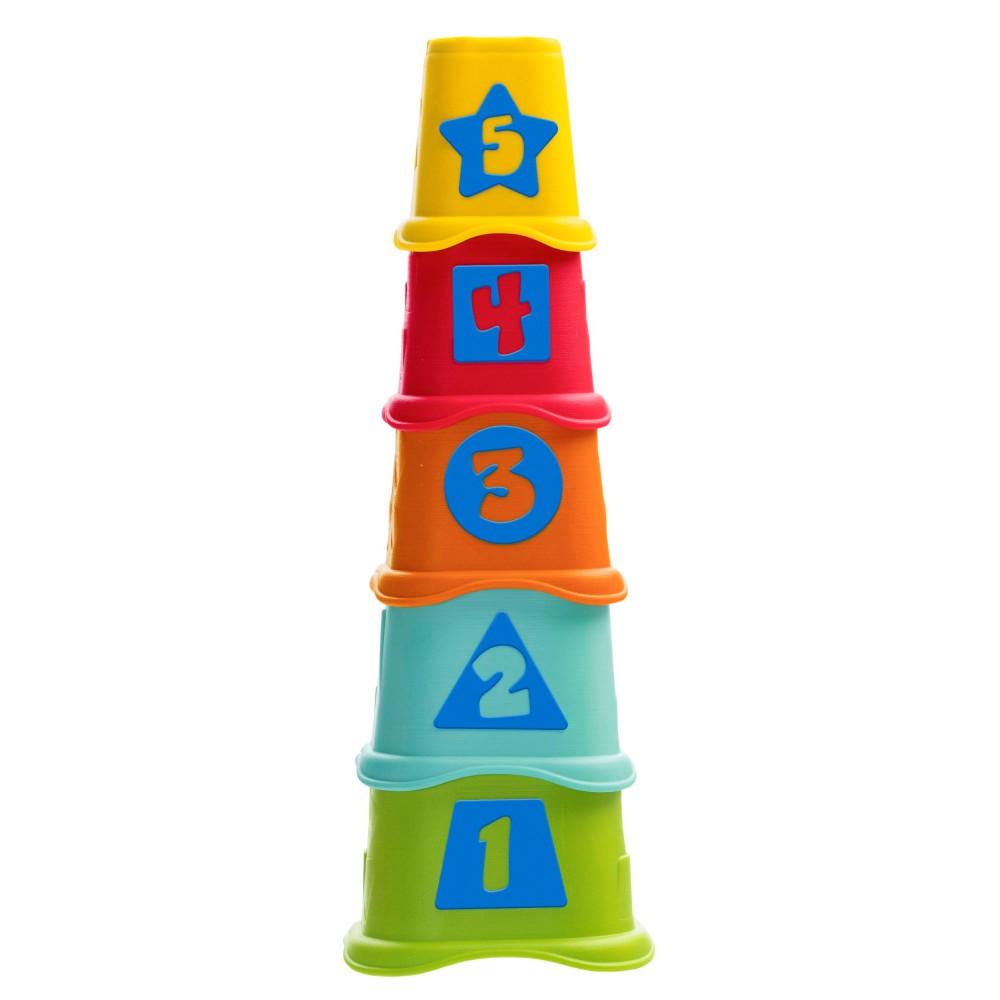 Chicco - Wieża z kubków 2w1 93730