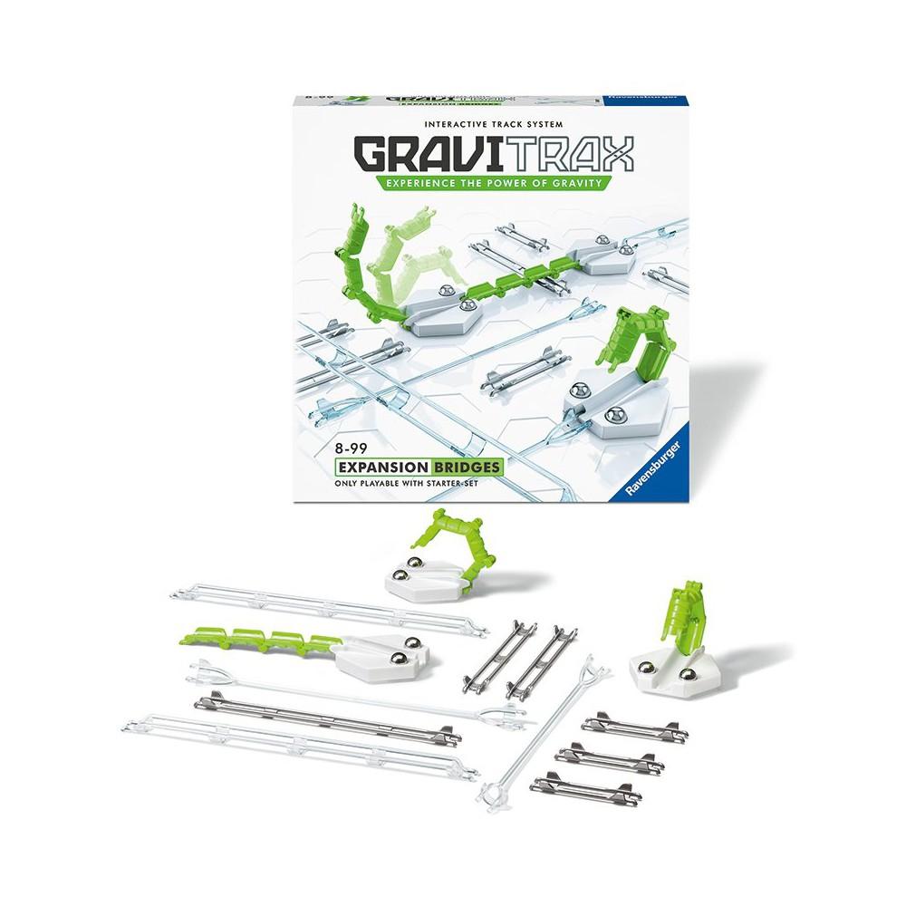 Ravensburger - GraviTrax Zestaw uzupełniający - mosty 268542