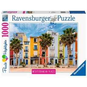 Ravensburger - Puzzle Śródziemnomorska Hiszpania 1000 elem. 149773