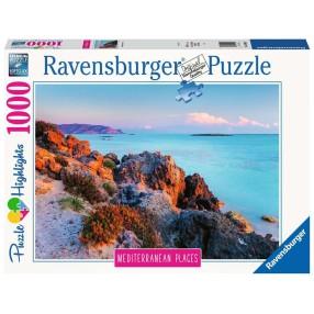 Ravensburger - Puzzle Śródziemnomorska Grecja 1000 elem. 149803