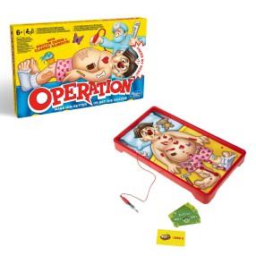 Hasbro - Gra Operacja NOWA B2176