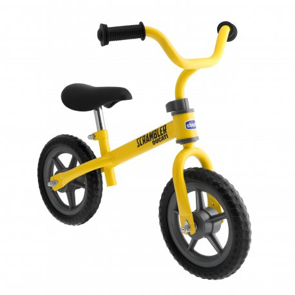 Chicco - Rowerek biegowy Ducati żółty 171604