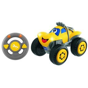 Chicco - Zdalnie sterowany Samochód Billy Żółty 617590
