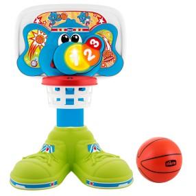 Chicco Fit&Fun - Koszykówka 123 ze światłem i dźwiękiem 93430