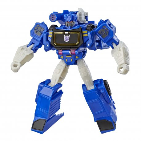 Hasbro Transformers Cyberverse - Seria Warrior Soundwave E3637