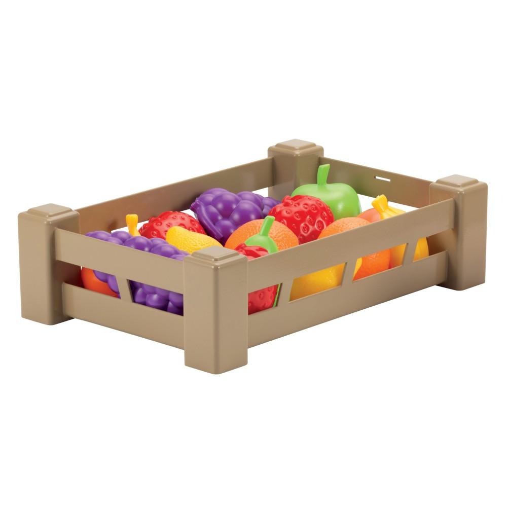 Ecoiffier - Skrzynka z owocami 0948 A