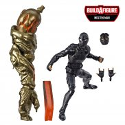 Hasbro Spider-Man Build a Figure - Figurka 15 cm Spiderman Black Legends Series E3957