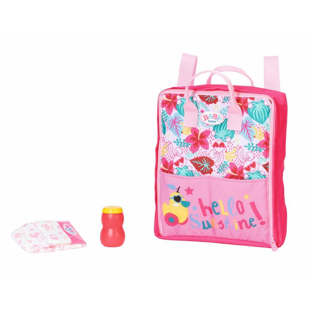 BABY born - Plecak z przewijakiem dla lalki 829233