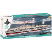COBI World of Warships - Lotniskowiec Graf Zeppelin 3086