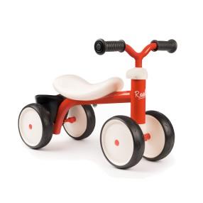 Smoby - Rowerek biegowy Rookie Ride - On Czerwony Jeździk 721400