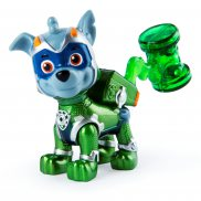 Psi Patrol Mighty Pups Super Paws - Figurka akcji Rocky 20114288