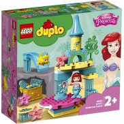 LEGO DUPLO - Podwodny zamek Arielki 10922