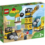 LEGO DUPLO - Rozbiórka kulą wyburzeniową 10932