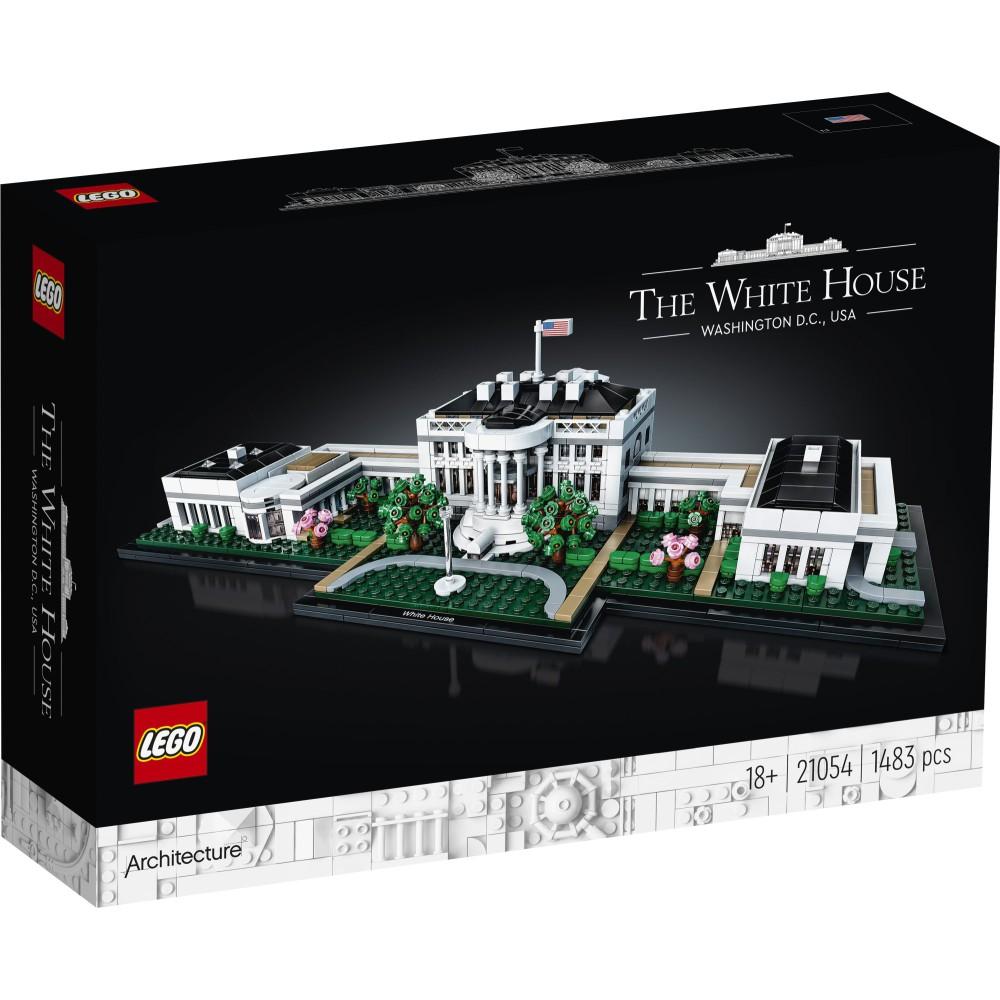 LEGO Architecture - Biały Dom 21054
