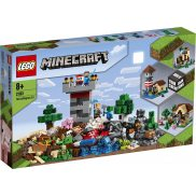 LEGO Minecraft - Kreatywny warsztat 3.0 21161