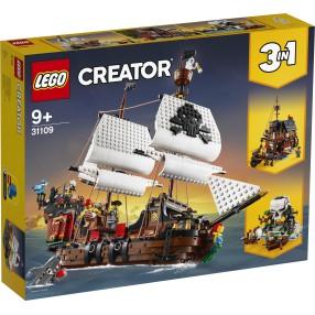 LEGO Creator - Statek piracki 3w1 31109