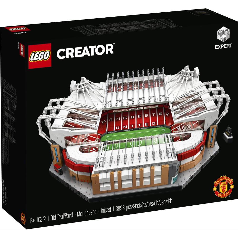 LEGO Creator Expert - Old Trafford - Manchester United 10272