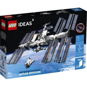 LEGO Ideas - Międzynarodowa Stacja Kosmiczna 21321