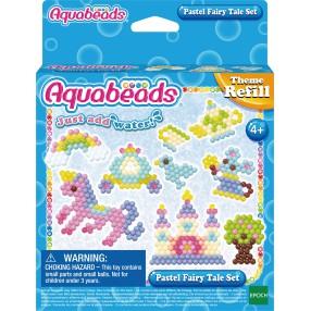 Aquabeads - Zestaw Pastelowej Bajkolandii Koraliki 31632