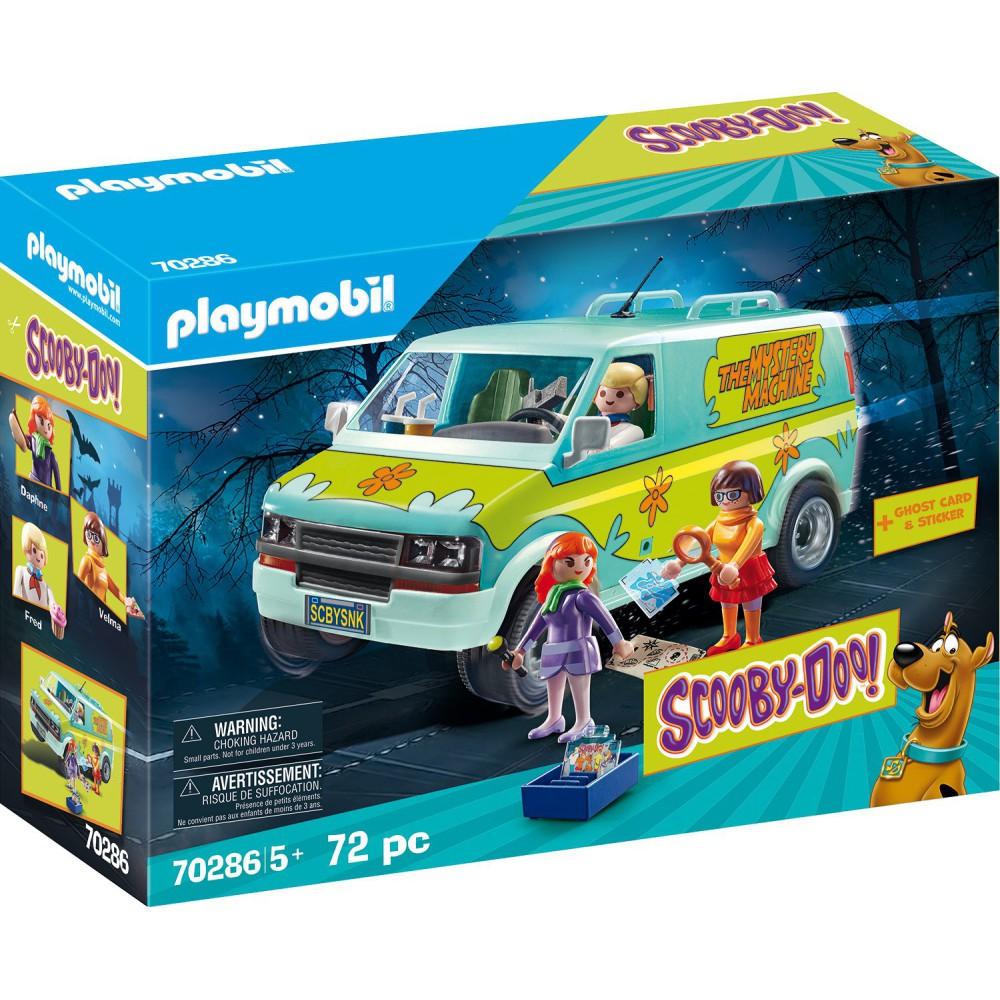 Playmobil - SCOOBY-DOO! Auto Mystery Machine 70286