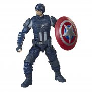 Hasbro Marvel Avengers Build a Figure - Figurka 15 cm Captain America Legends Series Gamerverse E9181