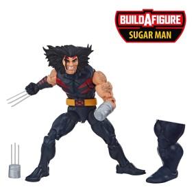 Hasbro X-Men Build a Figure - Figurka 15 cm Weapon X Legends Series E9170