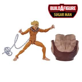 Hasbro X-Men Build a Figure - Figurka 15 cm Marvel's Wild Child Legends Series E9173