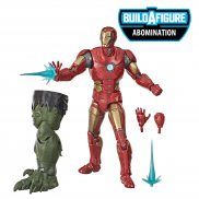 Hasbro Marvel Avengers Build a Figure - Figurka 15 cm Iron Man Legends Series Gamerverse E9182