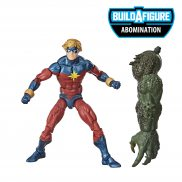 Hasbro Marvel Avengers Build a Figure - Figurka 15 cm Mar-Vell Legends Series Gamerverse E9183
