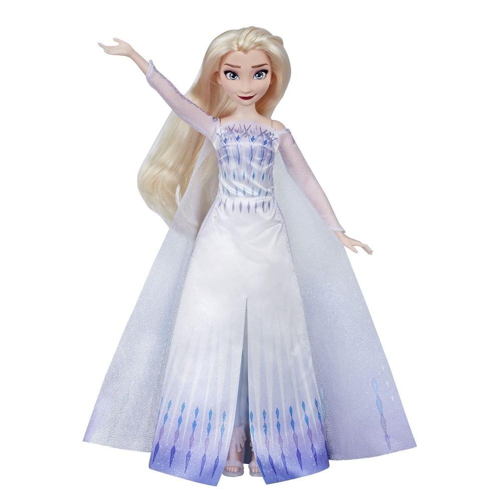 Hasbro Disney Frozen Kraina Lodu 2 - Lalka Królewska Śpiewająca Elsa E8880