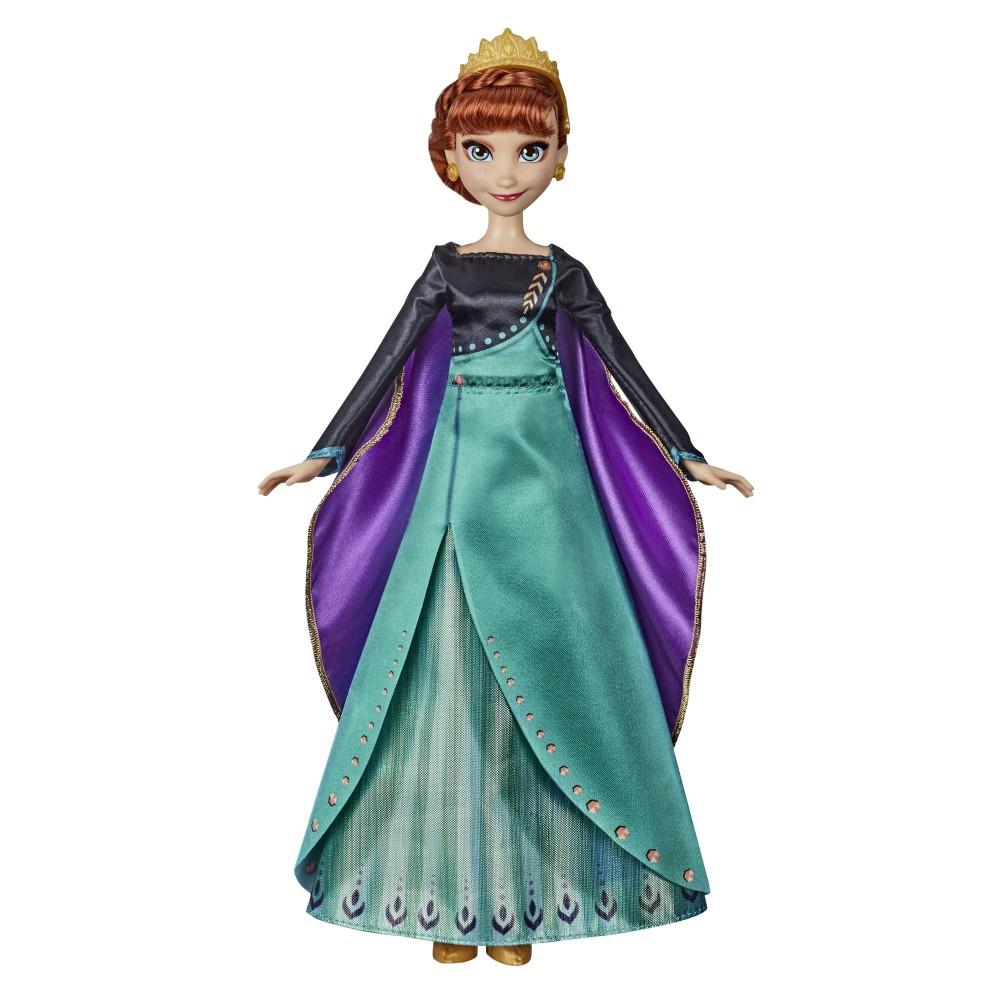 Hasbro Disney Frozen Kraina Lodu 2 - Lalka Królewska Śpiewająca Anna E8881