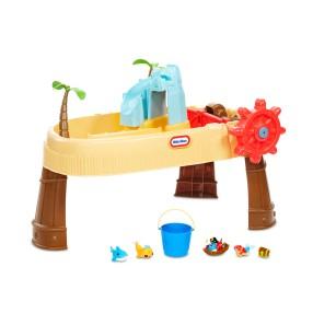 Little Tikes - Wodny stół Wyspa ze sztuczną falą 651359