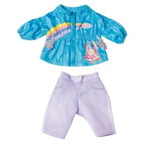 BABY born - Ubranko Płaszcz i spodnie dla lalki 43 cm 828212 B
