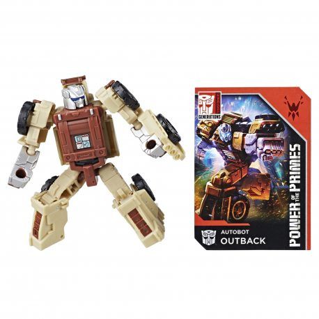 Hasbro Transformers Power of the Primes - Autobot Outback E1161