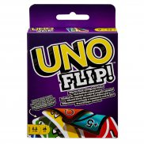 Mattel - Karty Gra UNO Flip! GDR44