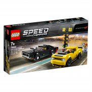 LEGO Speed Champions - 2018 Dodge Challenger SRT Demon oraz 1970 Dodge Charger R/T 75893