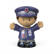 Fisher-Price Little People - Figurka Policjant Landon FGX54