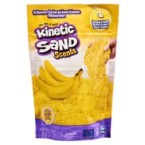Kinetic Sand - Piasek kinetyczny Smakowite Zapachy 227g Bananowy zawrót głowy 20124652