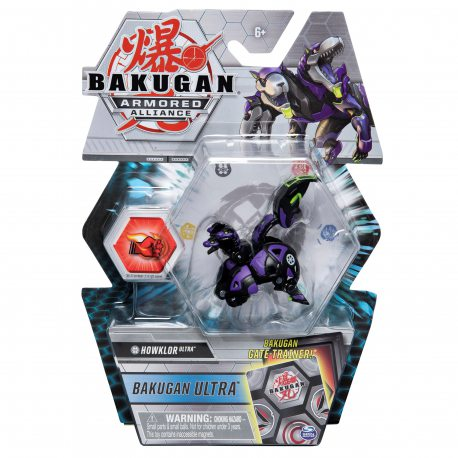 Bakugan Armored Alliance - Kula delux Howlkor Ultra Seria 2 20122473