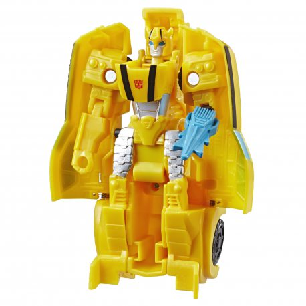 Hasbro Transformers Cyberverse - 1 Step Bumblebee E3642