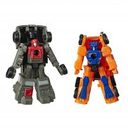 Hasbro Transformers Siege War For Cybertron - Micromaster WFC-S33 Autobot Off-Road Patrol 2-pack E4493