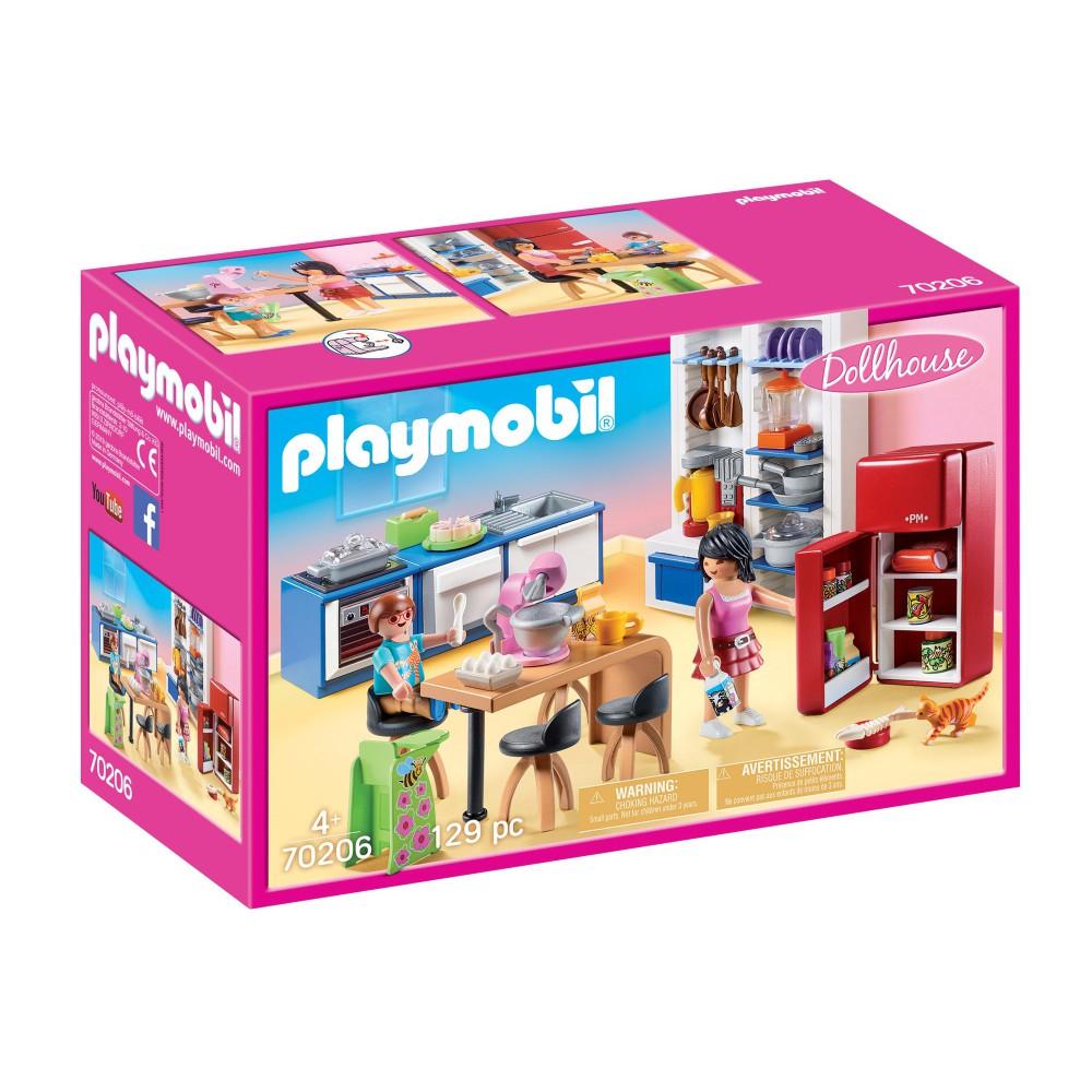 Playmobil - Rodzinna kuchnia 70206