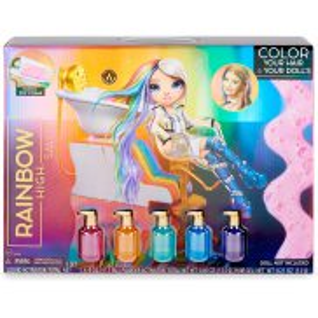 Rainbow High - Zestaw Salon fryzjerski 567448