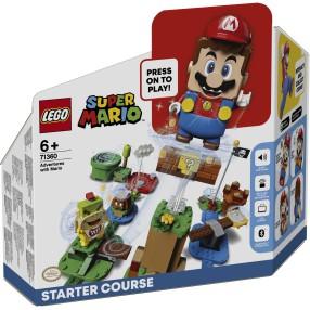 LEGO Super Mario - Przygody z Mario - zestaw startowy 71360