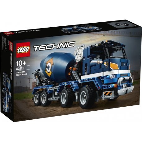 LEGO Technic - Betoniarka 42112