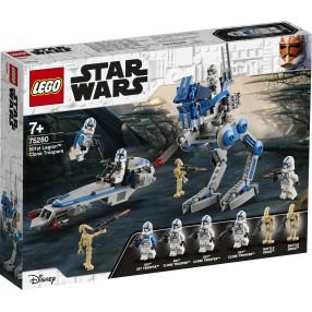 LEGO Star Wars - Żołnierze-klony z 501. legionu 75280