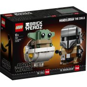 LEGO Star Wars - Mandalorianin i Dziecko 75317
