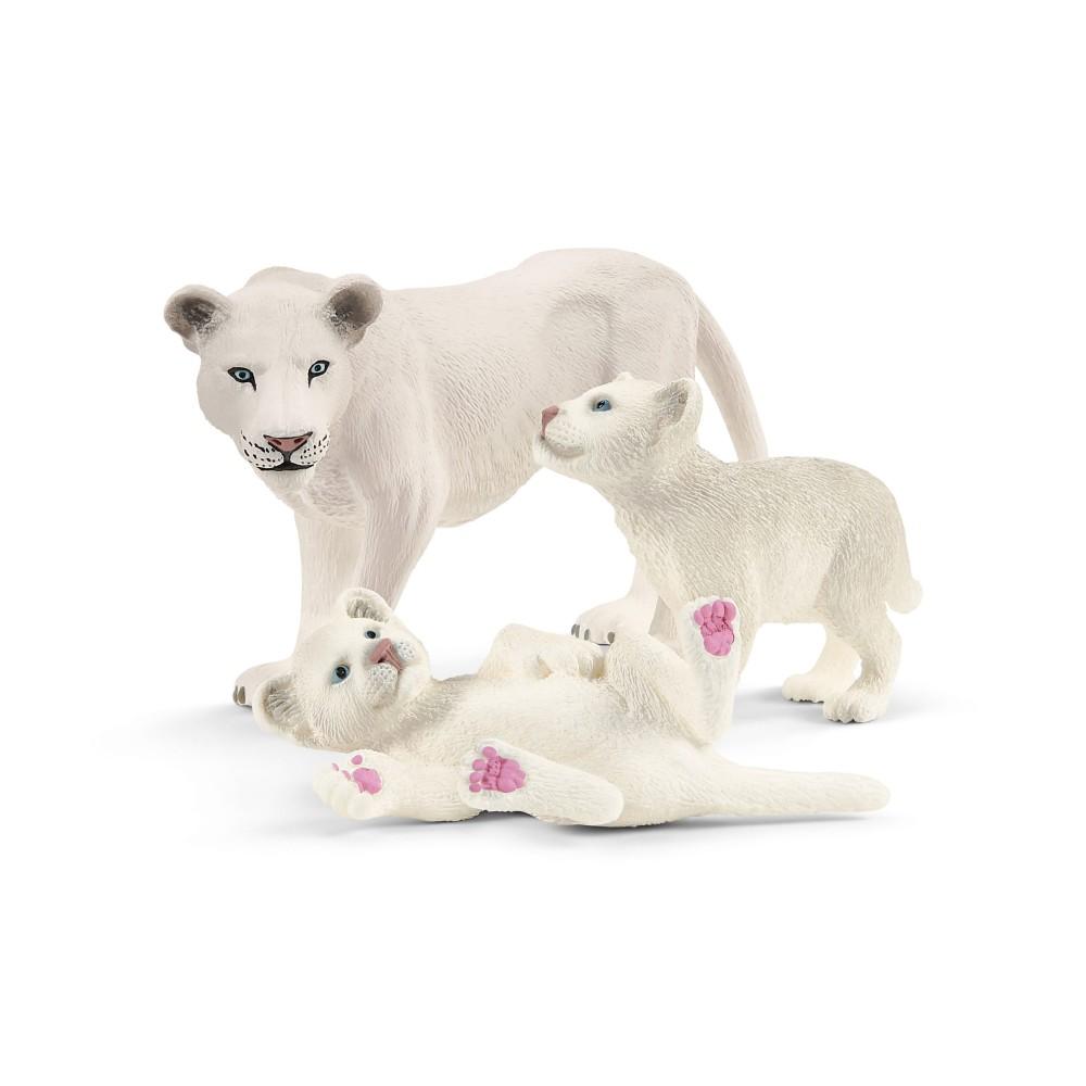 Schleich - Lwica z młodymi 42505