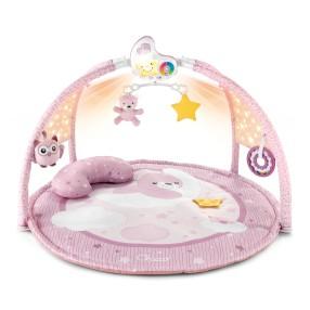Chicco First Dreams - Mata dla niemowlaka 3w1 z melodiami i kolorowymi projekcjami Różowa 98661