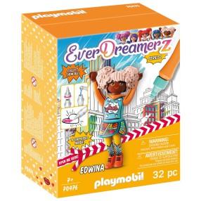Playmobil - EverDreamerz Figurka Edwina - Comic World Seria 2 70476